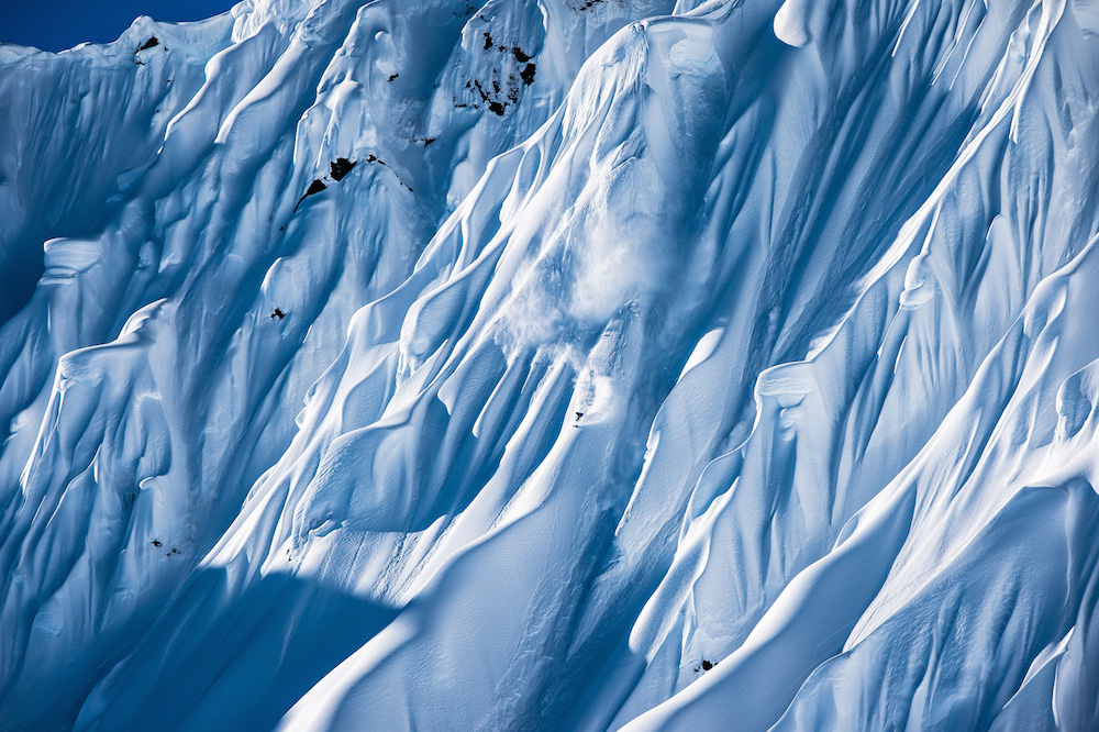 Tobi Tritscher in haines Alaska
