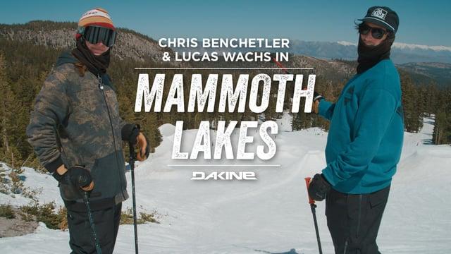 Chris Benchetler & Lucas Wachs in Mammoth