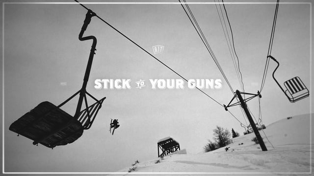 """""""Stick To Your Guns"""" (Full Movie) – 2016 – A I T (Adventures in Transition)"""