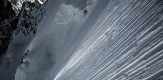 Jérémie Heitz heitzt durch die Penninischen Alpen im Mai des vergangenen Jahres. Foto: Tero Repo/Red Bull Content Pool