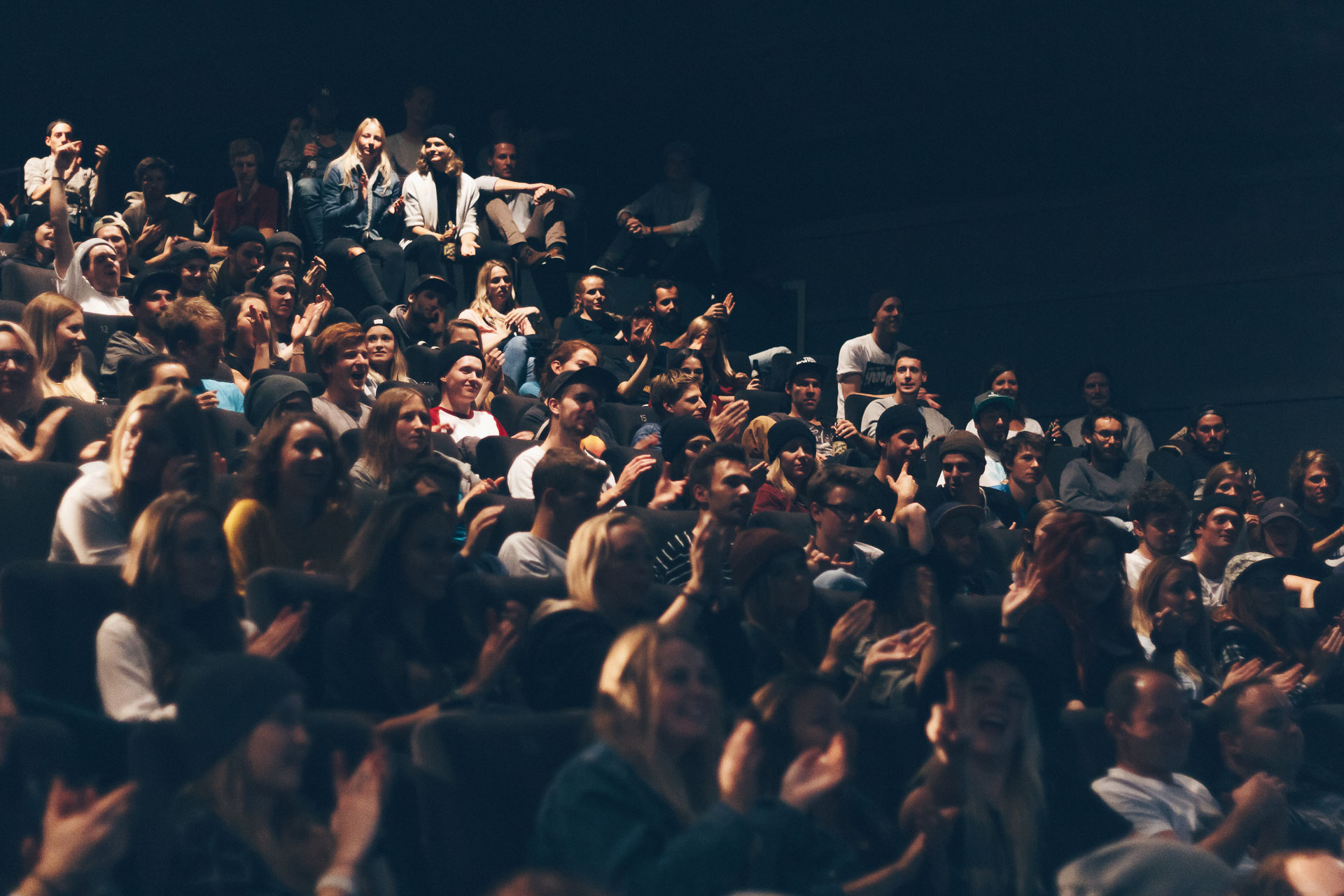 """Escapades"" Premiere in Innsbruck – Bildergalerie"