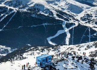 Die Freeride-Juniorenweltmeisterschaft kommt zurück nach Grandvalira (Andorra) - Foto: D. Daher / freerideworldtour.com