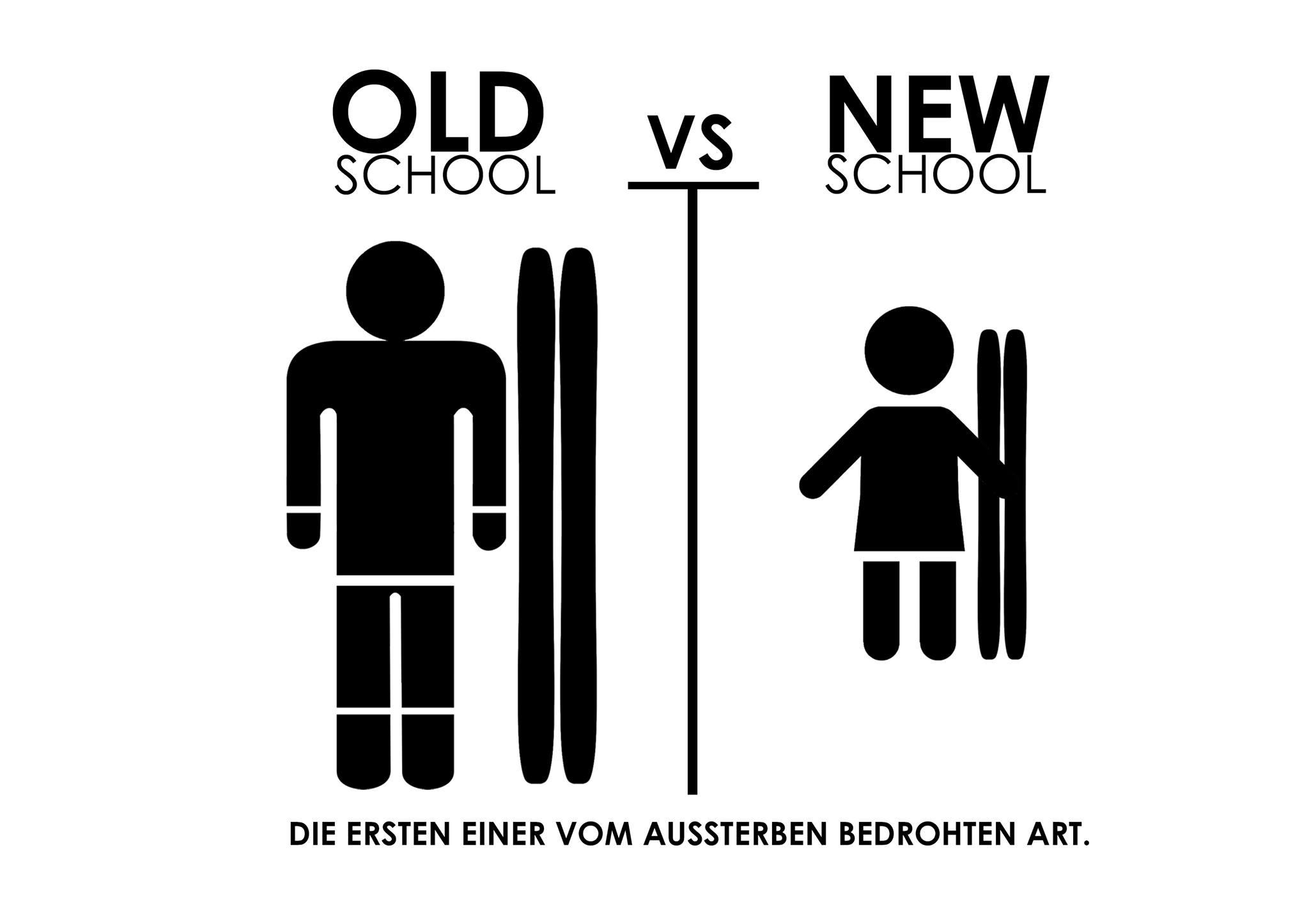 Härry Opinion: Old School vs. New School