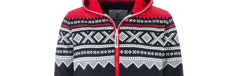 Das Marius®-Muster wurde nach dem norwegischen Skirennläufer Marius Eriksen benannt und vom norwegischen Skiteam 1952 getragen.