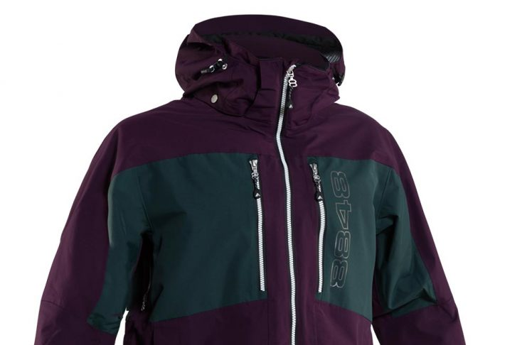 8848 Altitude: Vulpine Shell Jacket