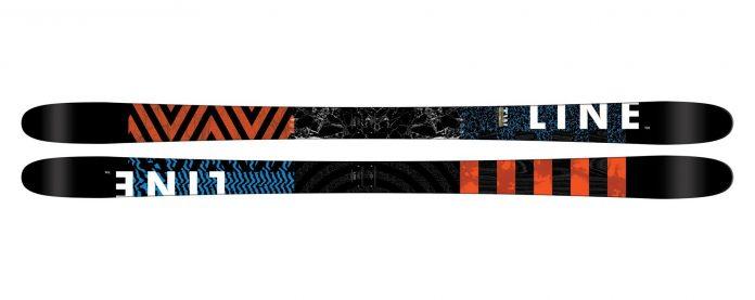 Line Skis: Tom Wallisch Pro