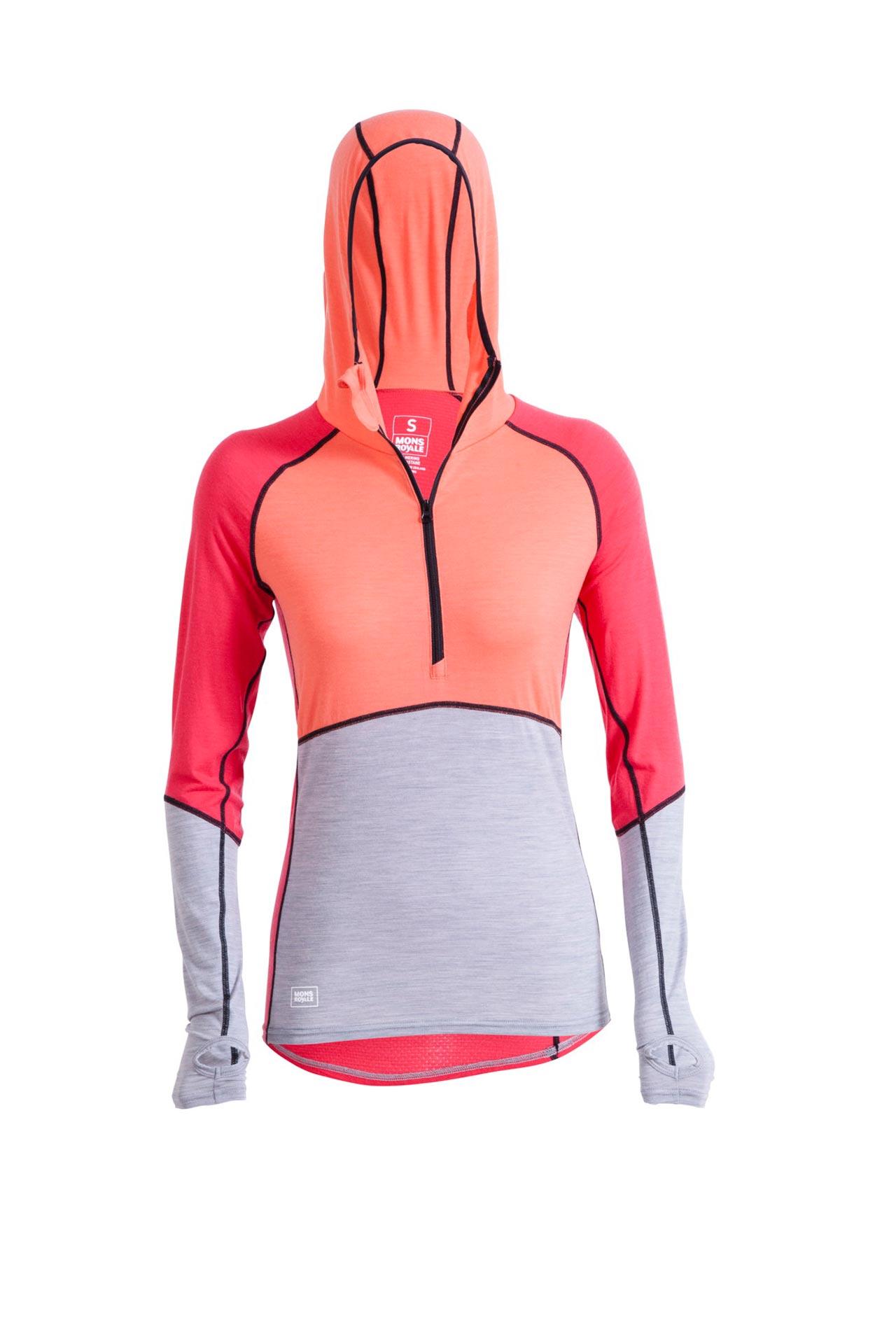 prime_skiing_brandguide_mons-royale_bella-coola-tech-ls-zip-hoody_pink-coral-grey-marl_front-1