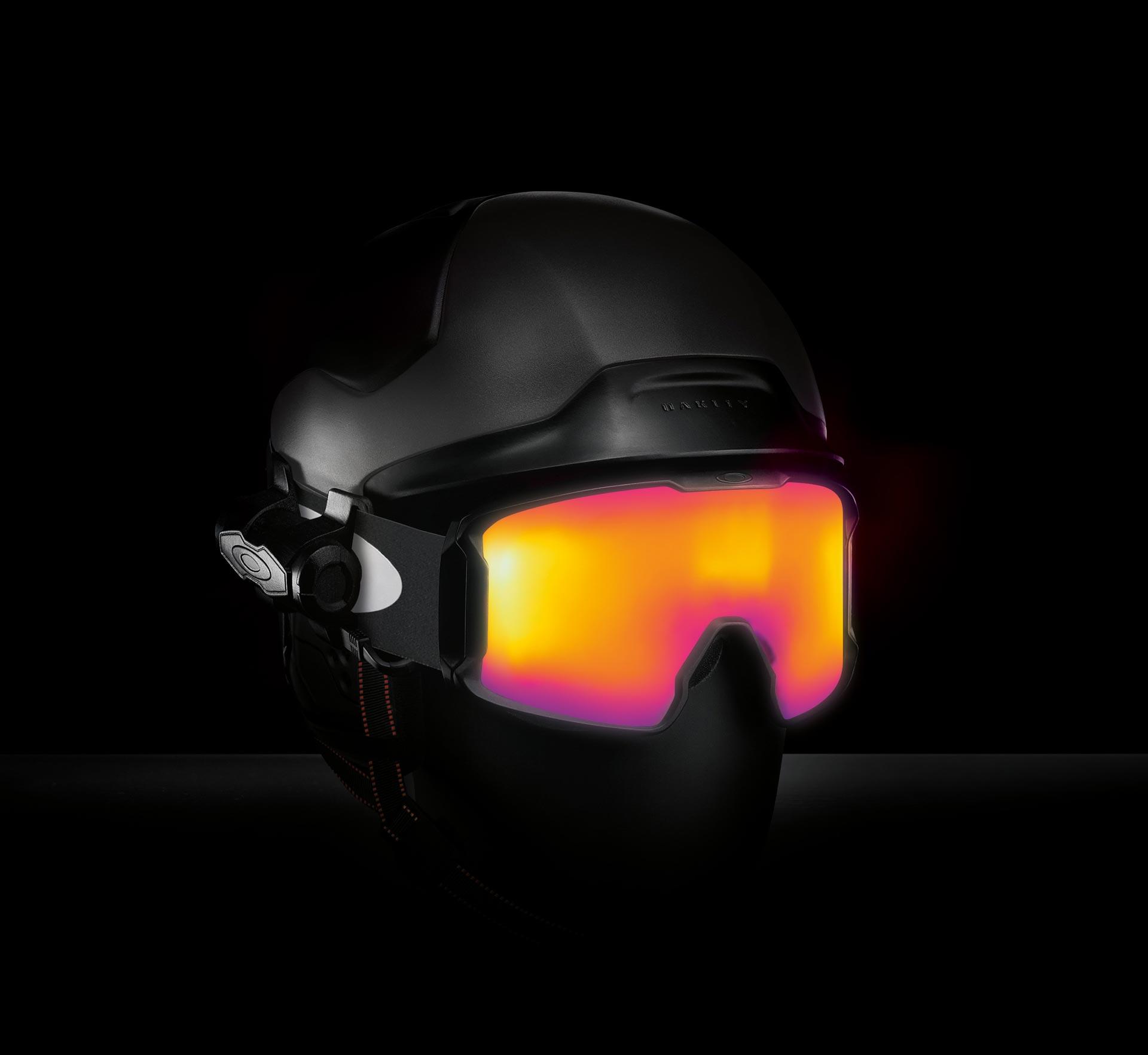 Oakley: Line Miner mit Prizm Inferno