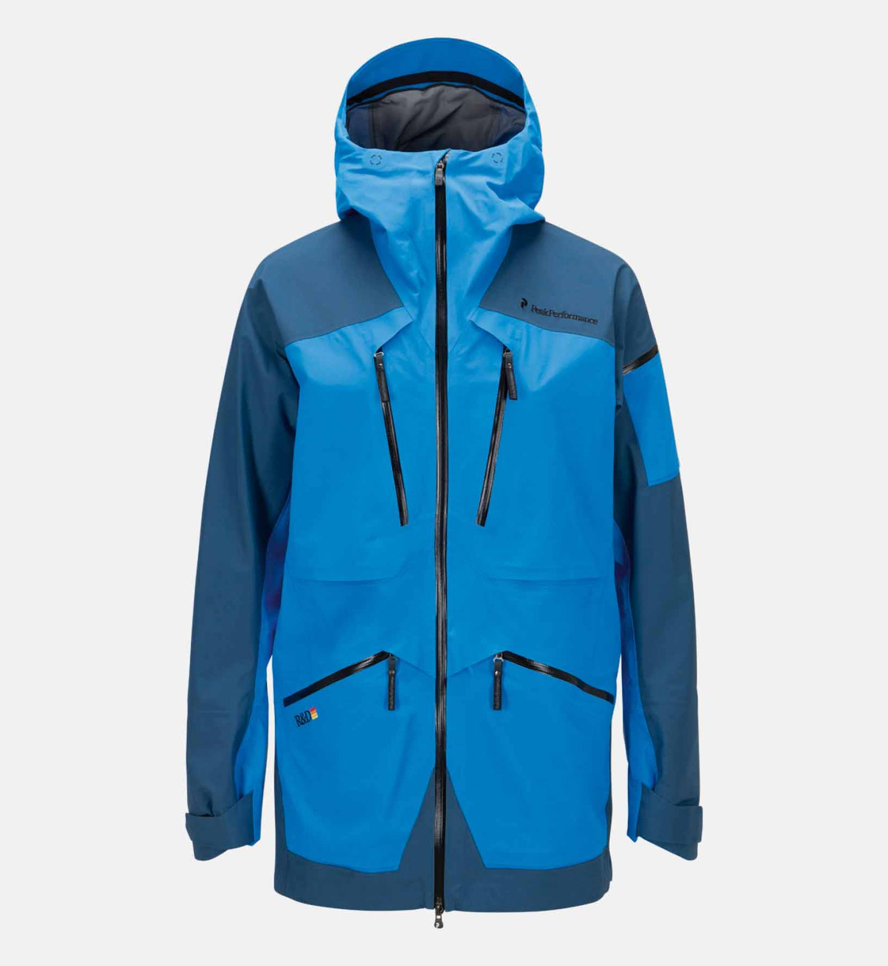 Peak Performance: Heli Vertical Jacket