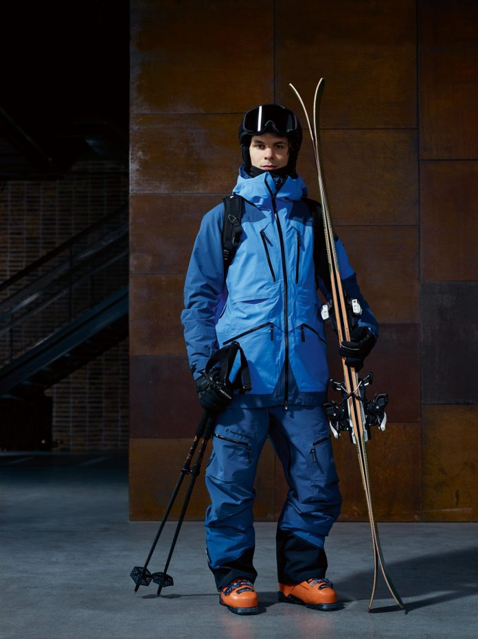 Peak Performance: Heli Vertical Jacket & Pants