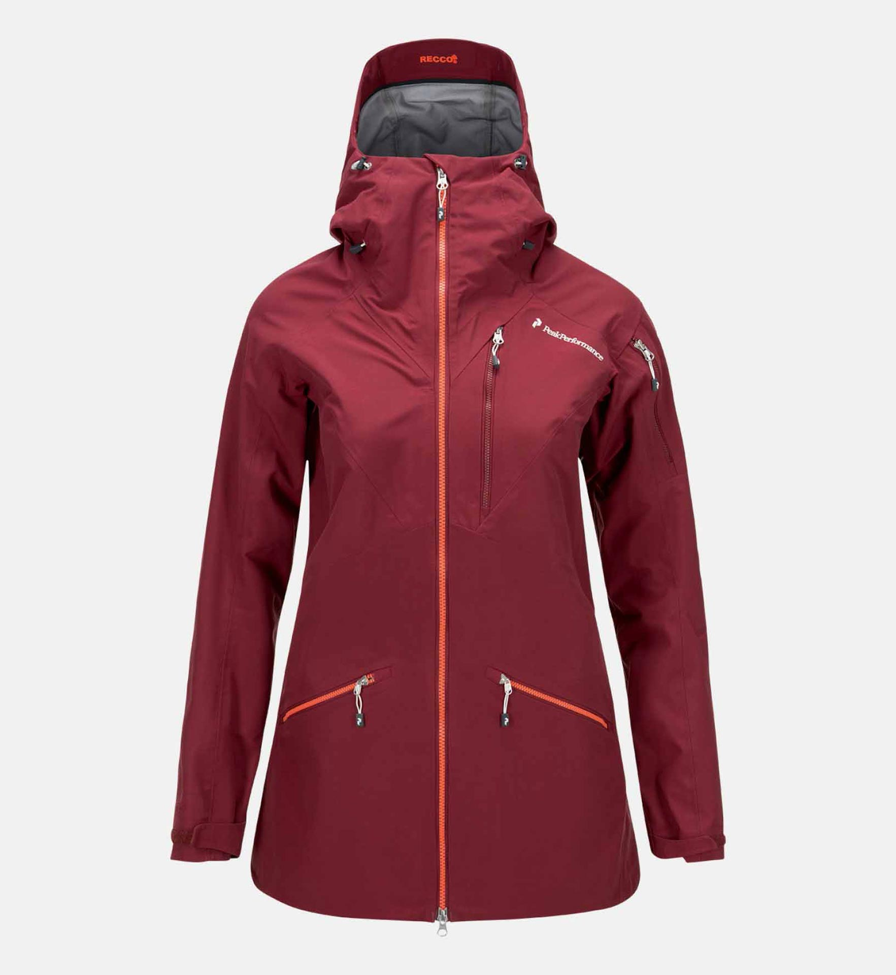 Peak Performance: Radical Freeride World Tour Jacket