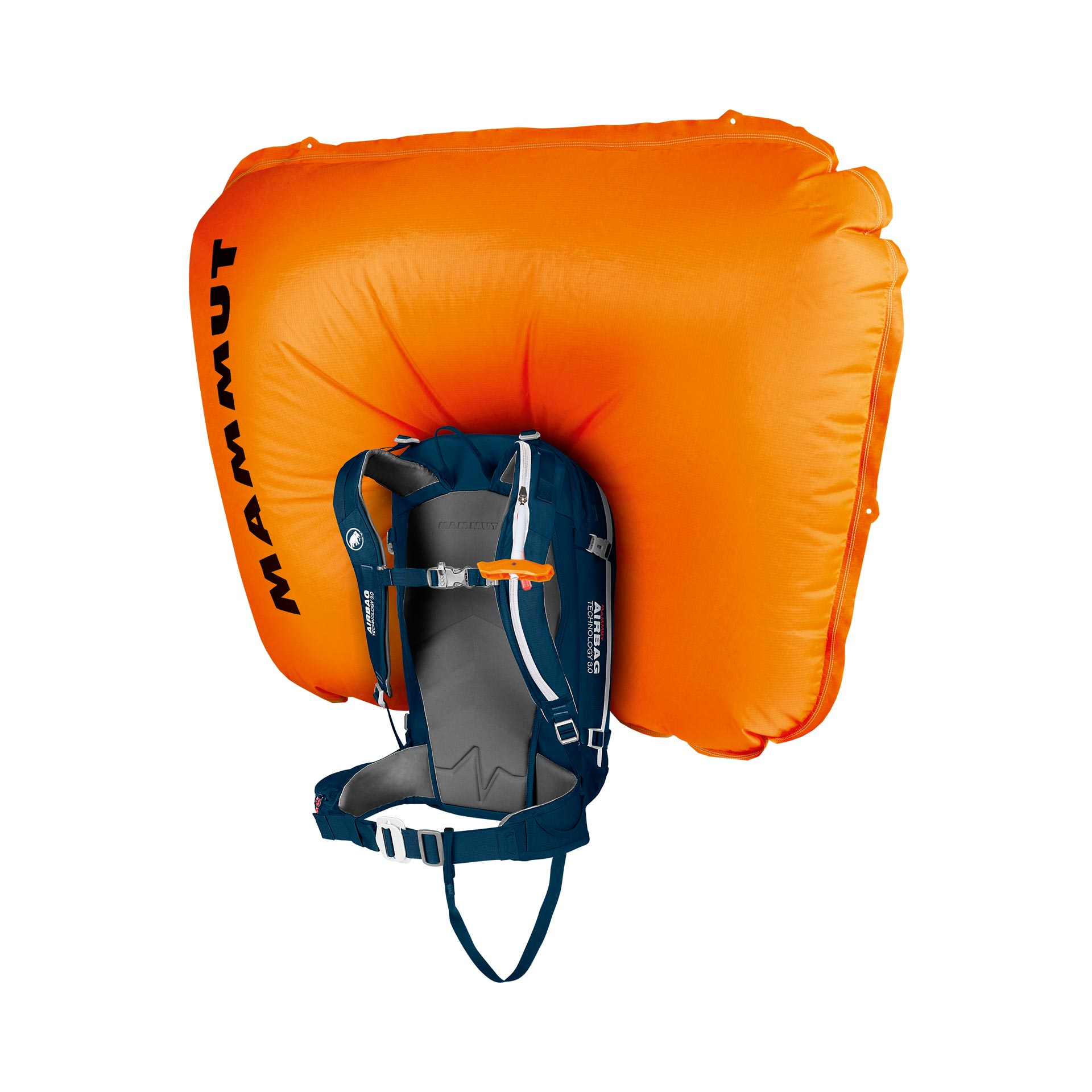 Mammut: Ride Short Removable Airbag 3.0 35L