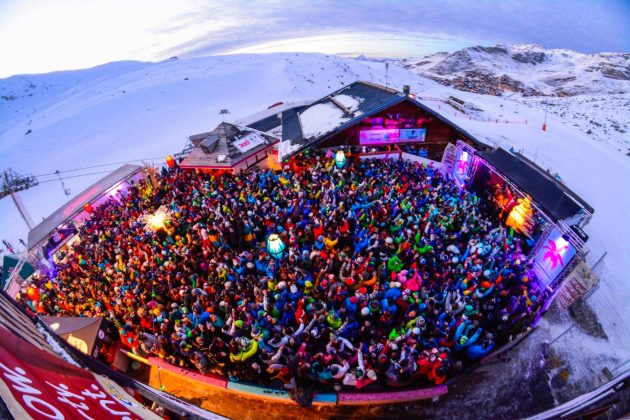Ski & Boarderweek 2016 – Val Thorens