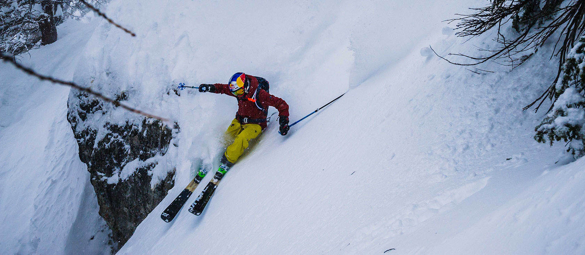 Freeriden und Skitouren mit Völkl