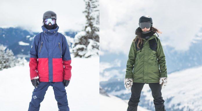 Neue Outerwear Kollektion