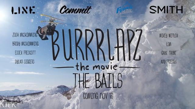 Burrrlapz Backcountry Crash Teaser