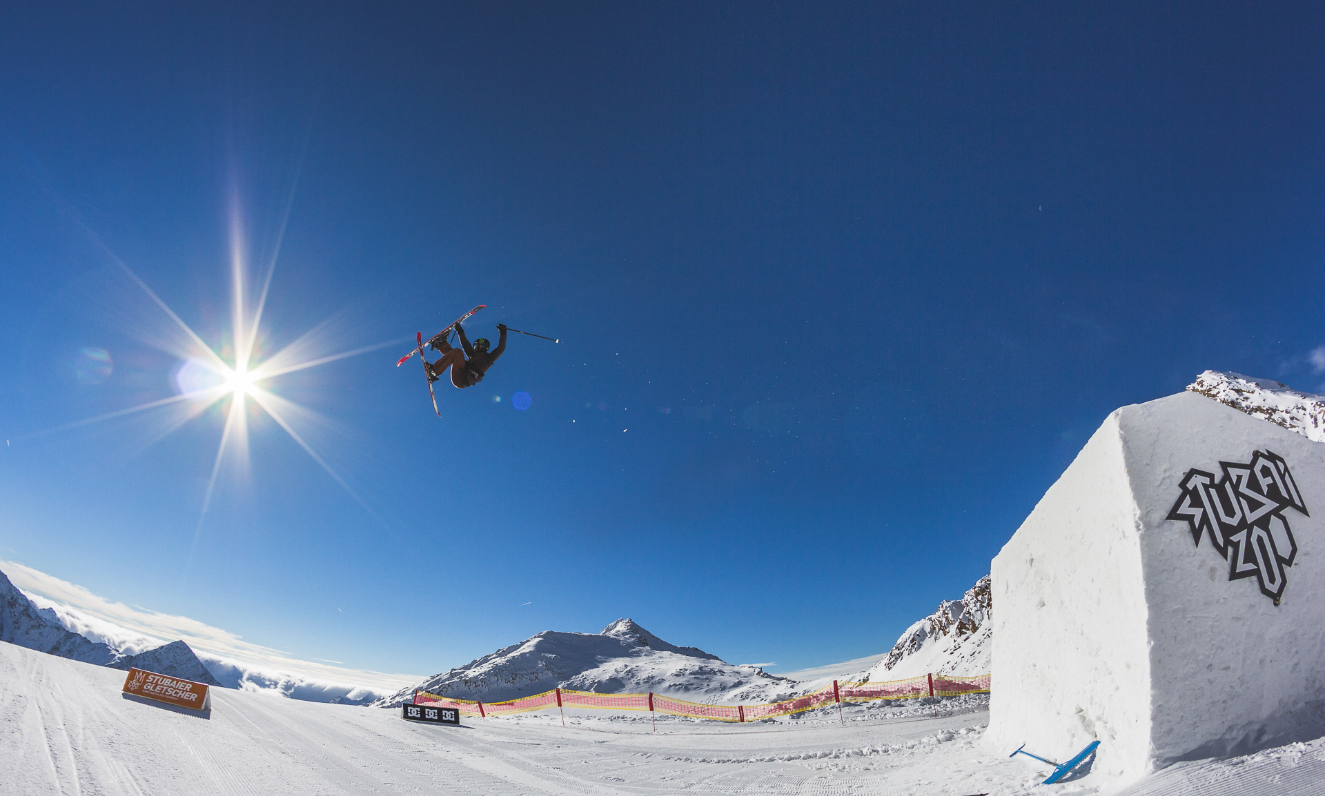 First Days at Stubai Zoo - Rider: Daniel Hanka