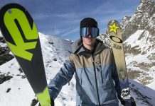 Neu im K2 International Team: Joss Christensen