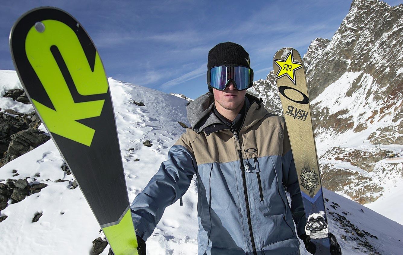 Neu im K2 International Team: Joss Christensen