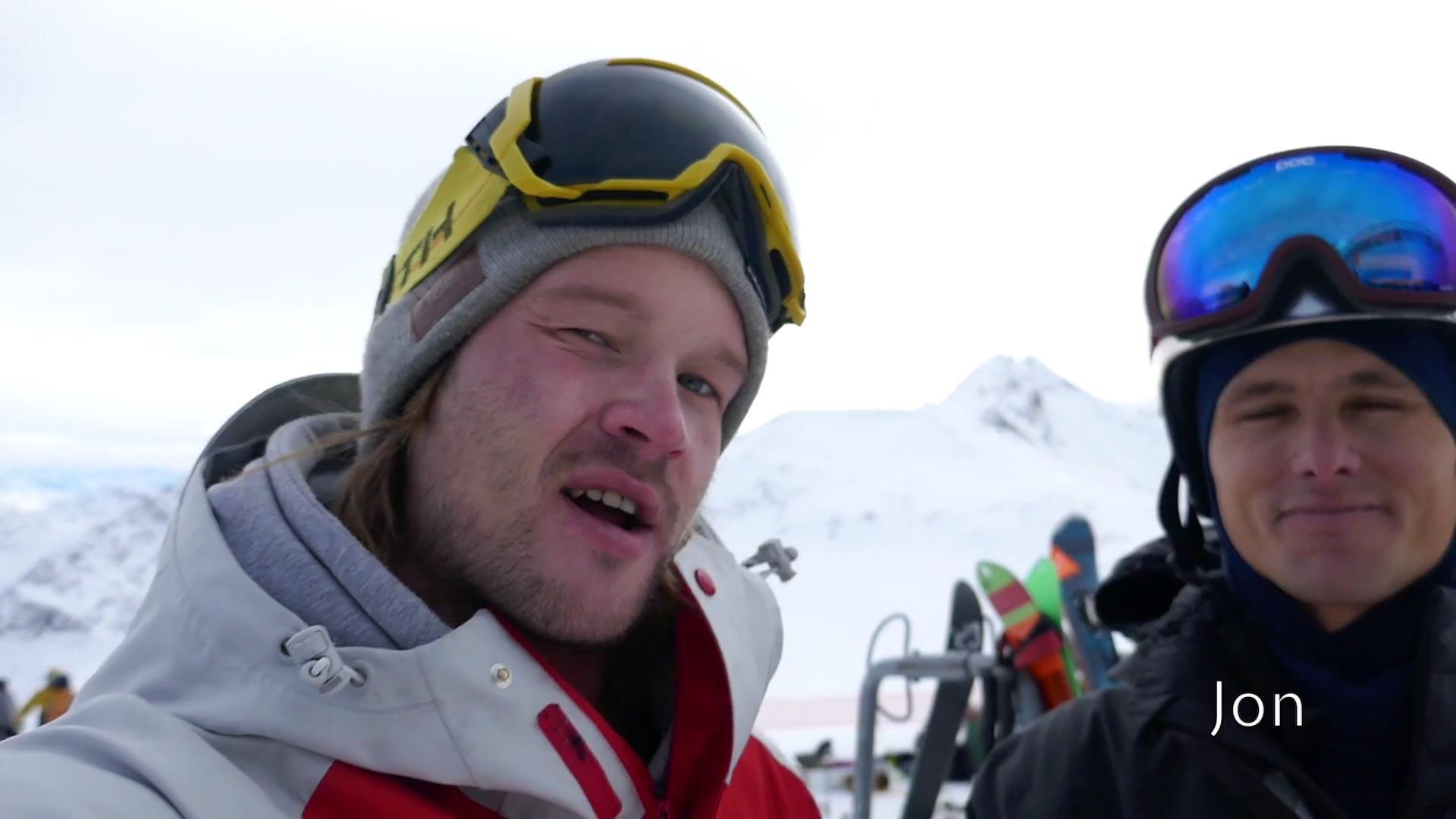 Ja wen hamma denn da!? Jon Olsson hat ebenfalls einen kurzen Auftritt im neuen VLog von Klaus Finne.