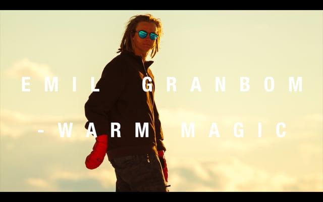 Emil Granbon Season Edit 15/16 – Warm Magic