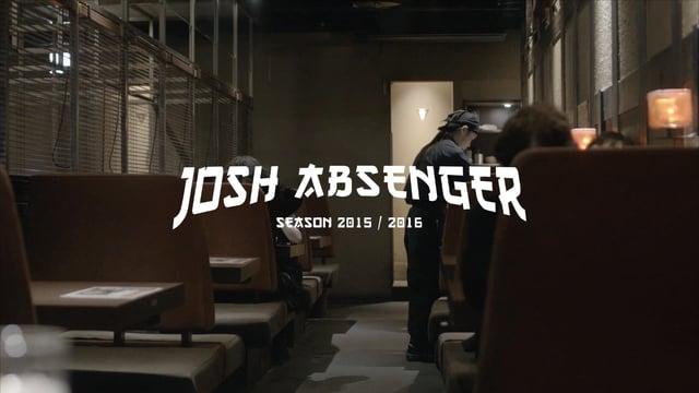 Josh Absenger Season Edit 15/16 – Headbud