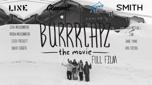 """""""Burrrlapz – The Movie"""" (Full Movie) – 2016 – The Burrrlapz"""