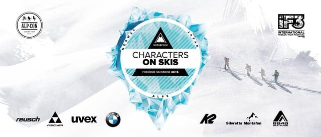 """Characters On Skis"" (Full Movie) – 2016 – Midiafilm"