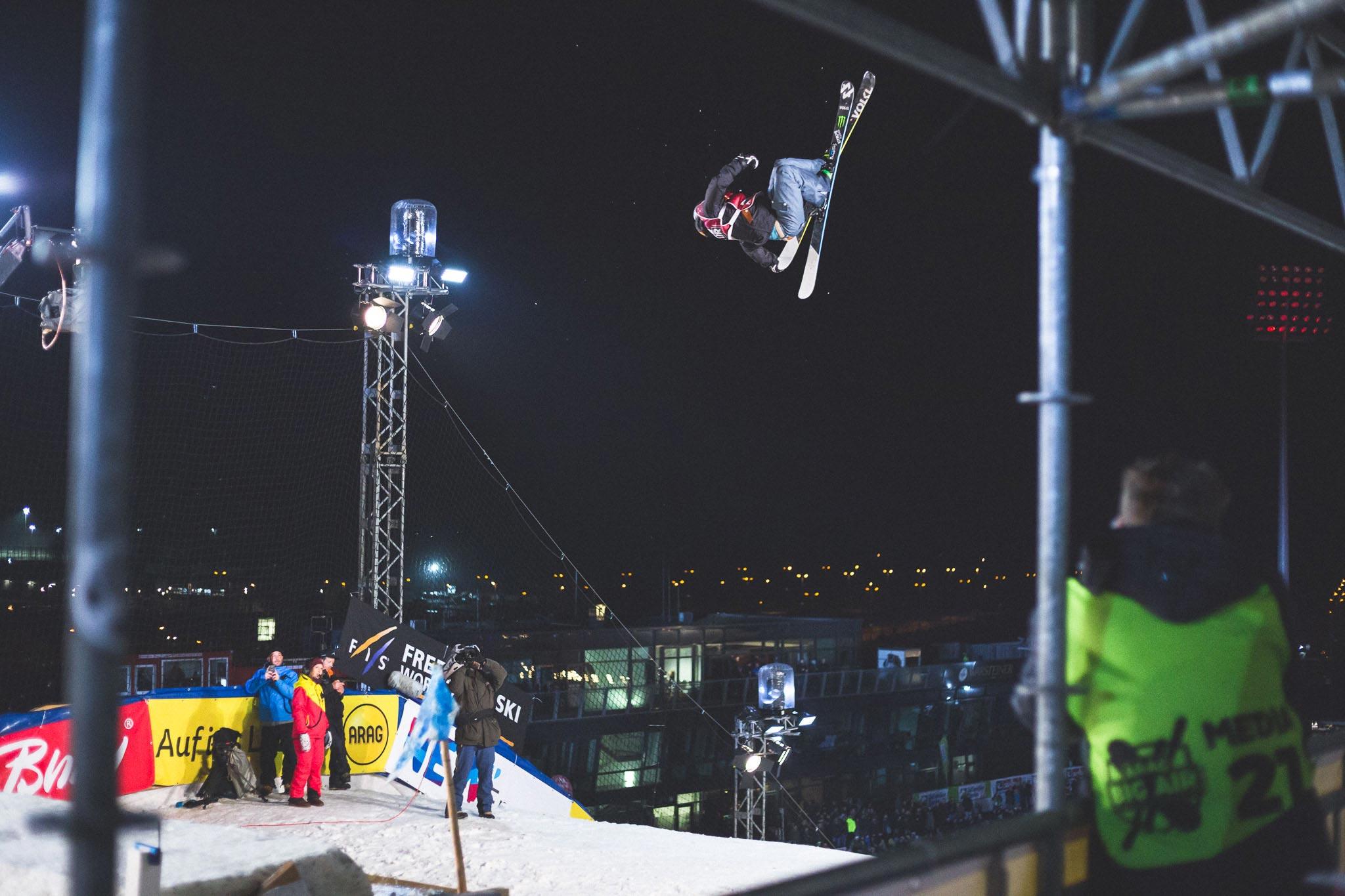 Emma Dahlström: Cork 7 Tail und Platz 2 am Ende