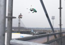 Big Air Mönchengladbach - Tag 1 - Training - Rider: Ralph Welponer