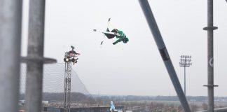 Big Air Mönchengladbach - Tag 1 - Training - Rider: Ralph Welponer