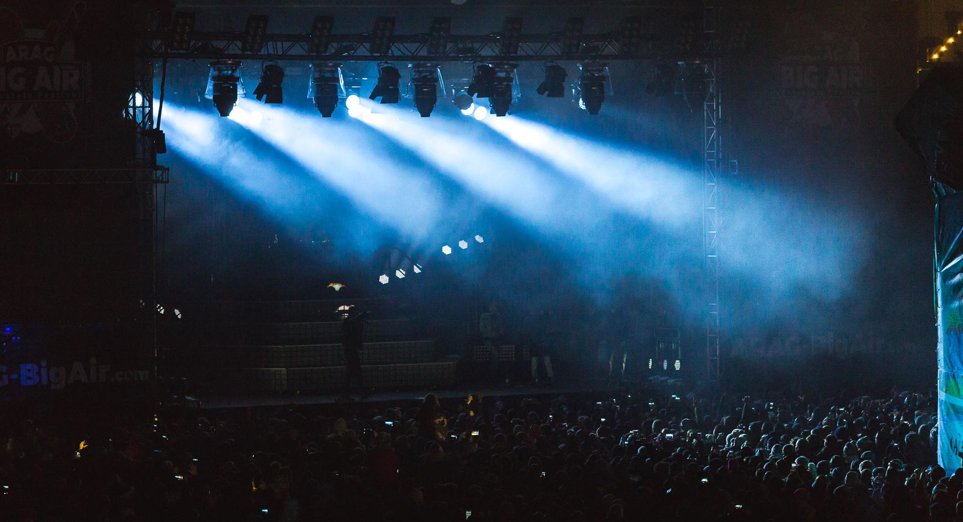 """Das musikalische Highlight des Abends: Die Beginner mit Tracks vom neuen Album """"Advanced Chemistry"""" sowie den Deutsch Rap Klassikern """"Bambule"""" sowie """"Blast Action Heroes"""""""