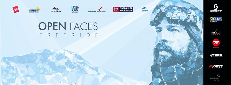 Auftakt der Open Faces Freeride Contests verschoben