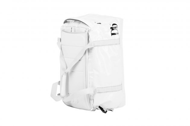 douchebags Carryall Duffle Bag - Farbe: Artic White