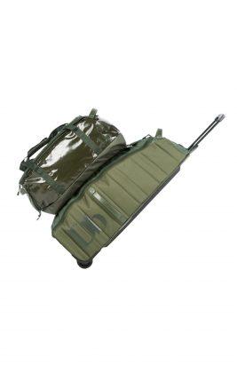 douchebags Carryall Hookup Duffle Bag - Farbe: Pine Green