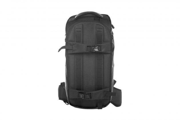 douchebags Explorer Rucksack - Farbe: Pitch Black