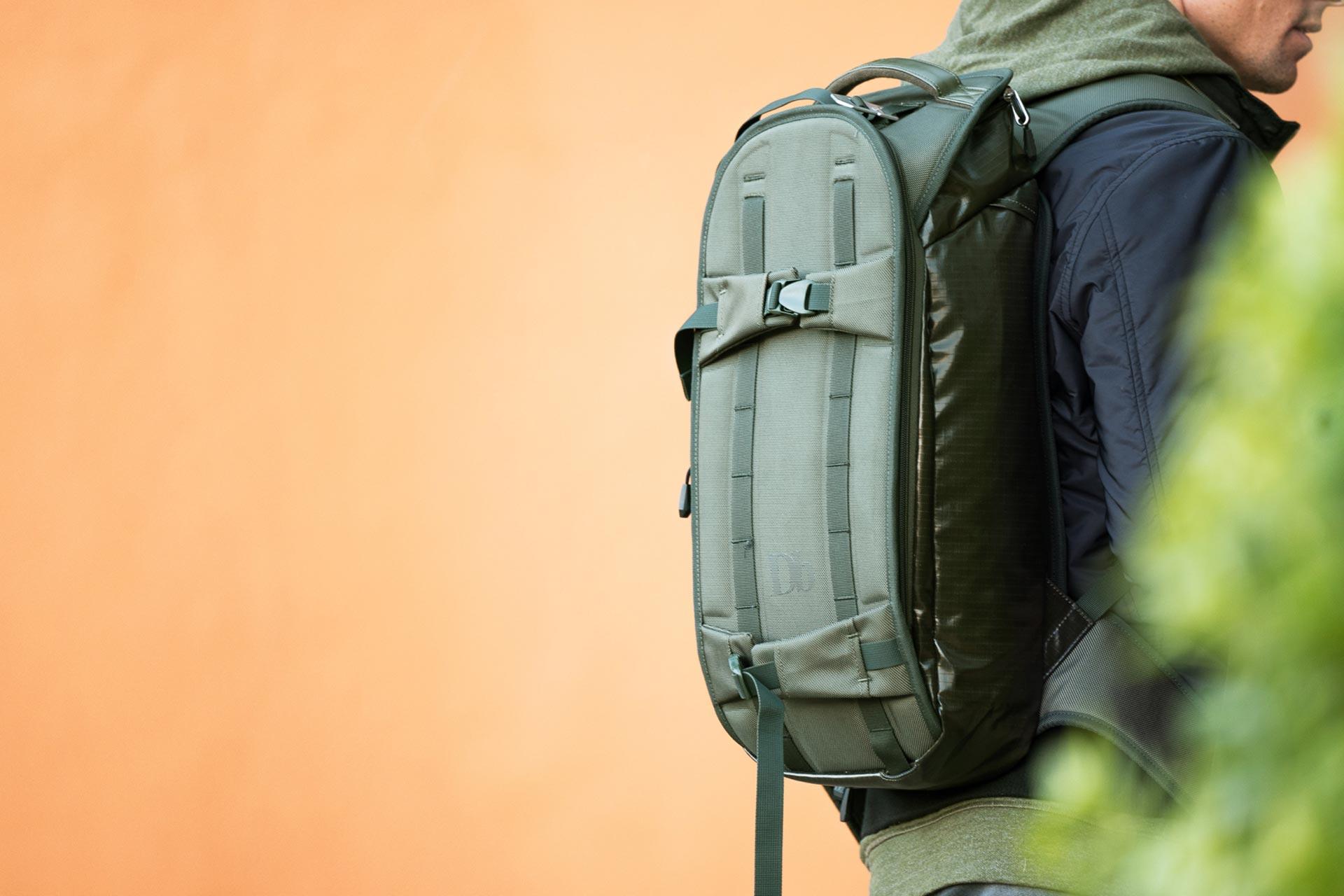 Der neue douchebags Explorer Rucksack