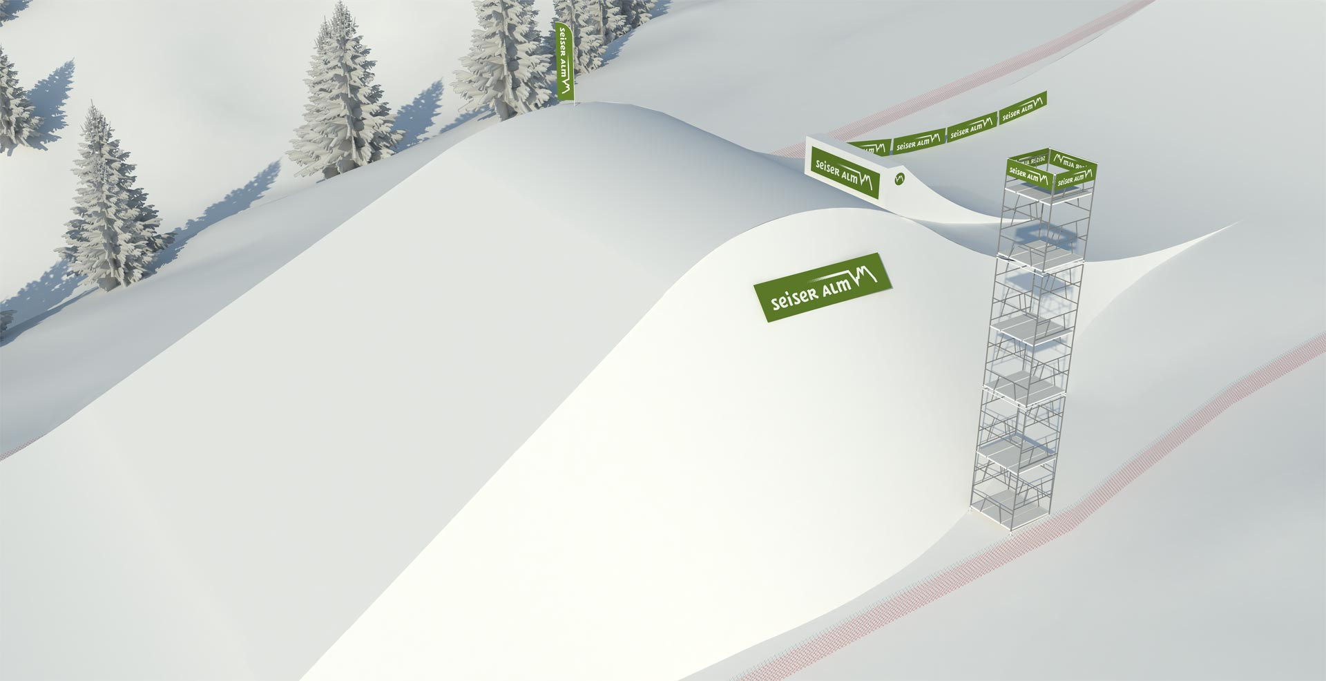 FIS Slopestyle Weltcup Seiser Alm