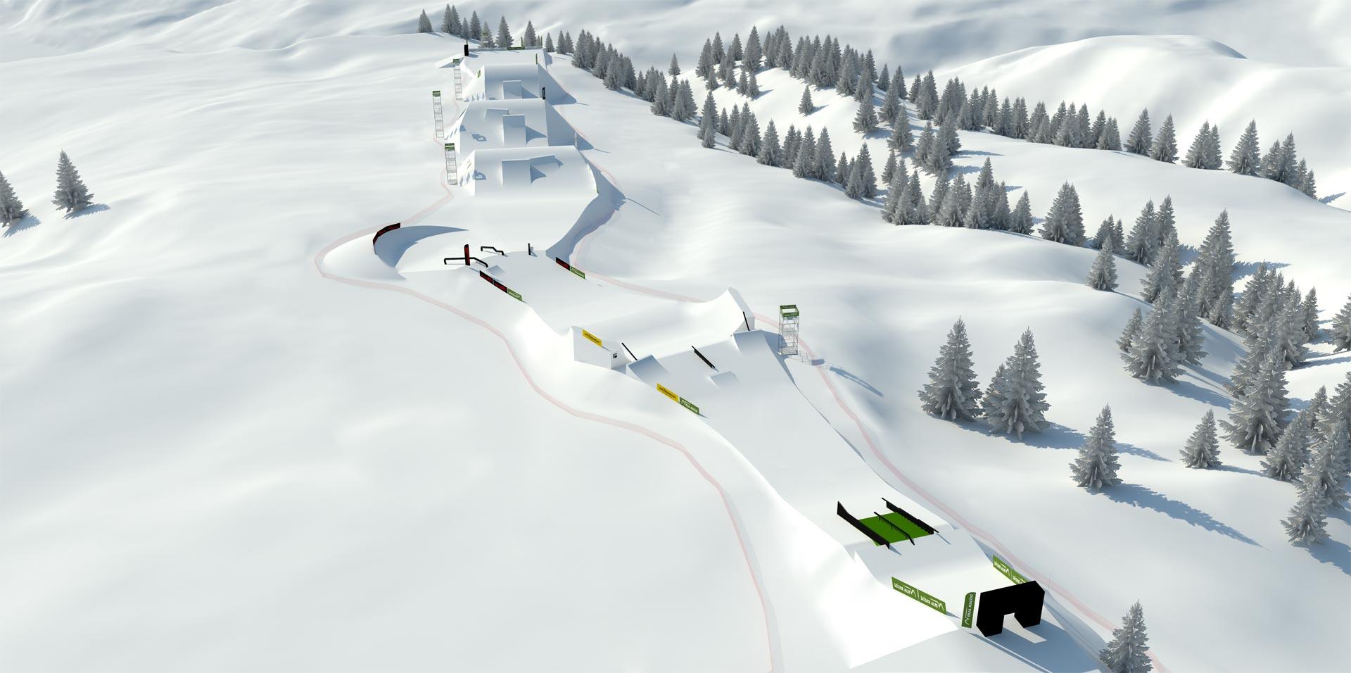 Preview: Erster Slopestyle Worldcup auf der Seiser Alm (Italien)