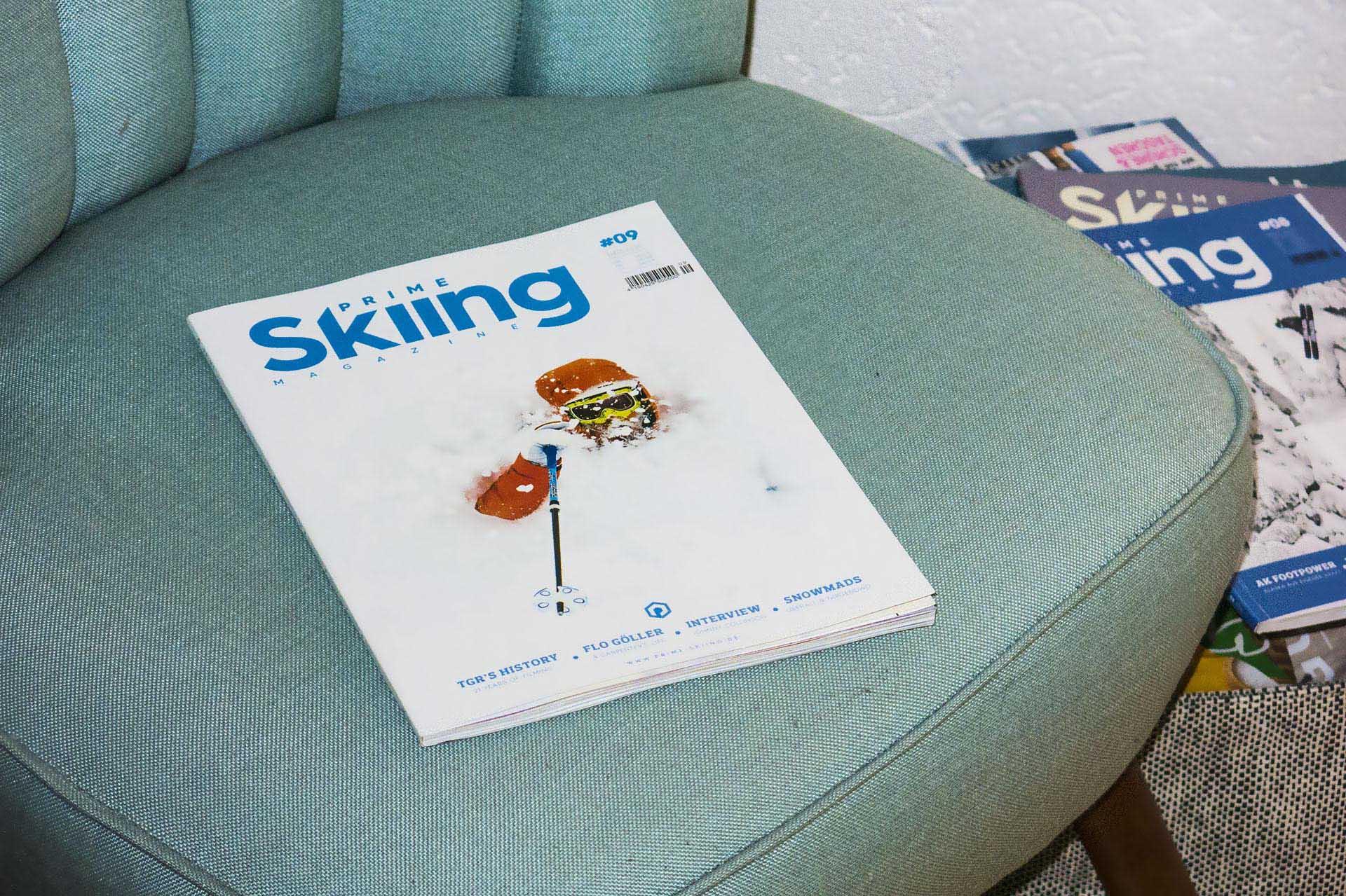 Prime Skiing #09 – Jetzt am Kiosk!