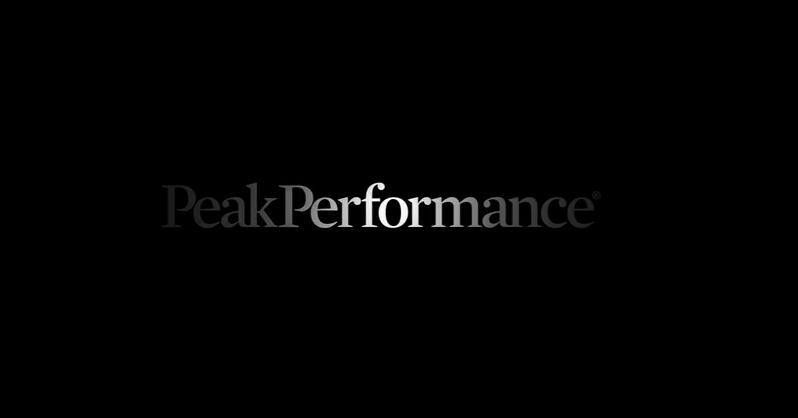 Peak Performance 30year celebration in München