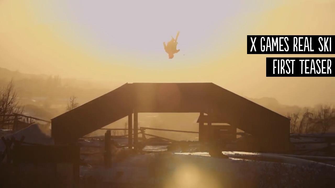 HYPE! X Games Real Ski 2017 – Die ersten bewegten Bilder!