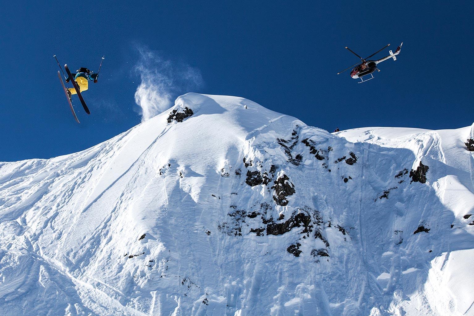 Preview: 4* FWQ Big Mountain Hochfügen - Foto: Daniel Zangerl