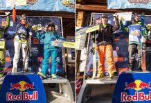 Craig Murray und Lotten Rapp siegen beim Big Mountain Hochfügen