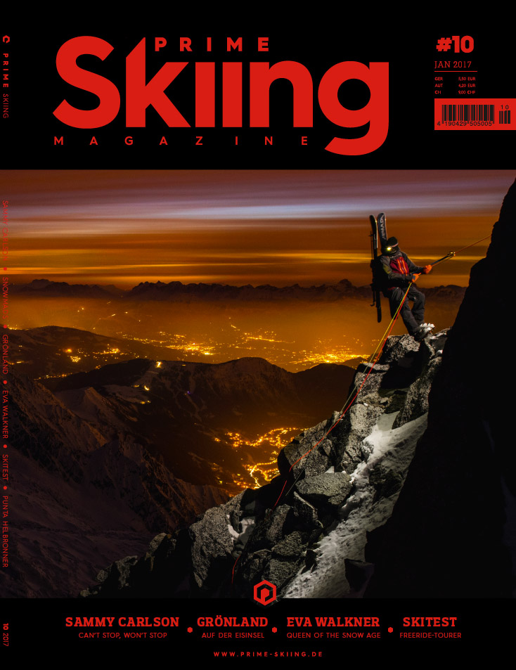 Cover Prime Skiing