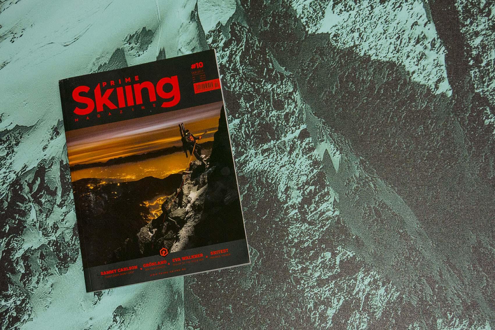 Prime Skiing #10 – Jetzt am Kiosk!