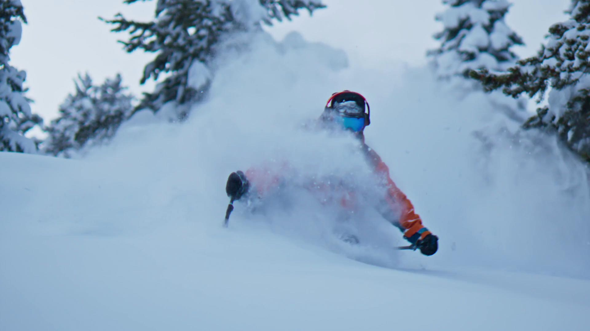 Aspen Powder mit Colter Hinchliffe - Vital Films