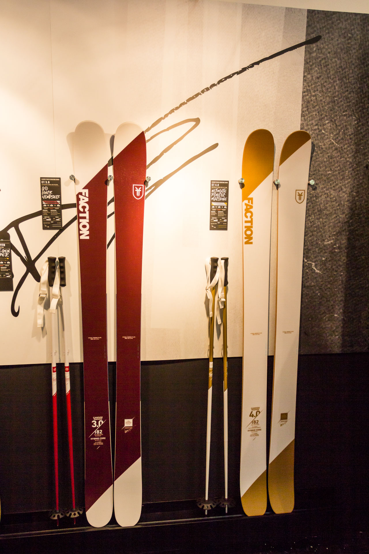Faction Candide Thovex Signature Series: 3.0 und 4.0