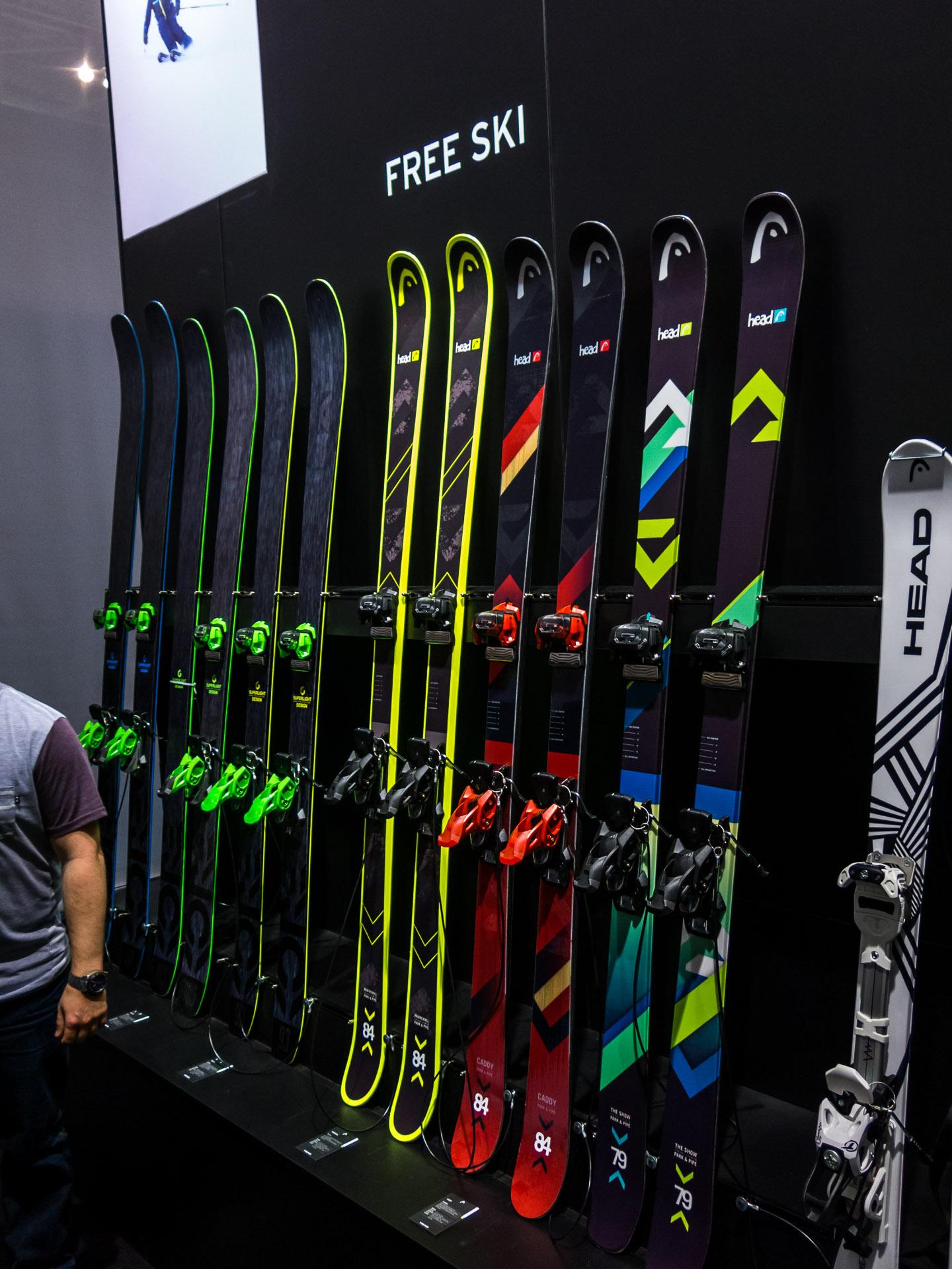 Ispo 2017 Ski Highlights Teil 2 Mit Atomic K2 Salomon