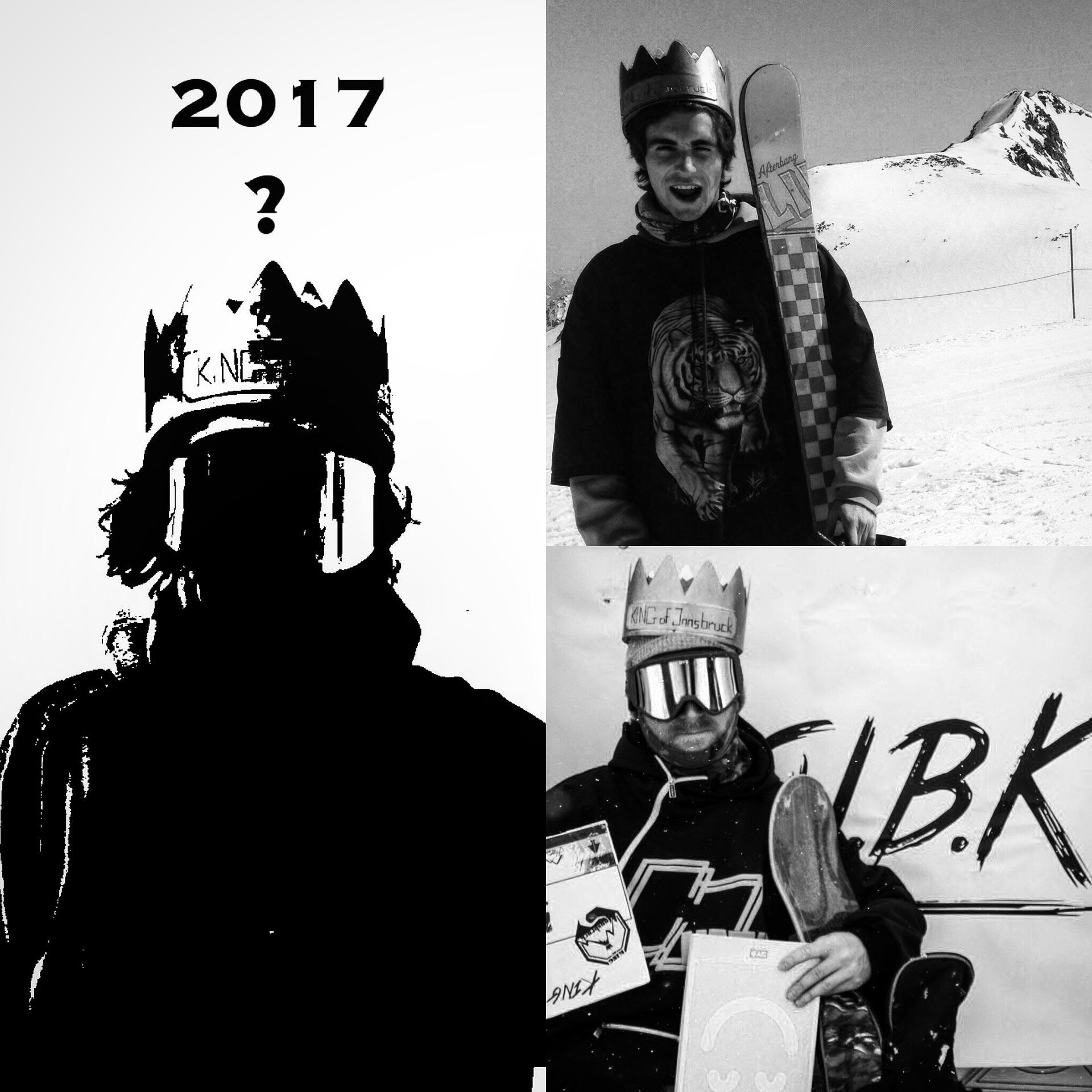 Die beiden bisherigen Gewinner: Jannis Hoffmann (2015, oben rechts) und Flo Geyer (2016).<br /> Wer wird 2017 der neue Boss in der Stadt sein?